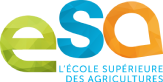 Higher education of agriculture in Angers