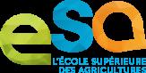 L'ESA, Ecole Supérieure d'Agricultures basée à Angers